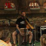 Philipp Gerisch - Live in Halle, 2016. (Foto: André Zimmer)