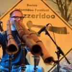 Philipp Gerisch - Live auf dem Swizzeridoo in Bern, Schweiz, 2018. (Foto: Cornelia Lampart, Foto 1)